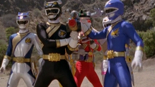 getlinkyoutube.com-Power Rangers vs Org Generals (Power Rangers Wild Force)