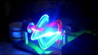 getlinkyoutube.com-ProyectosLed #3: esfera de leds, Spinning RGB LED Ball