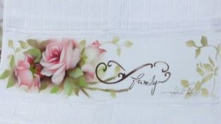 getlinkyoutube.com-Stencil OPA - 20/05/16 - Mayumi Takushi - Tecido Rosas
