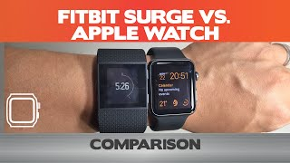 getlinkyoutube.com-Which is better? Fitbit Surge Vs Apple Watch -  5 smartwatch differences