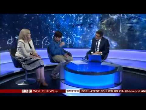 'THE SPARK' - JACOB BARNETT INTV - BBC WORLD NEWS