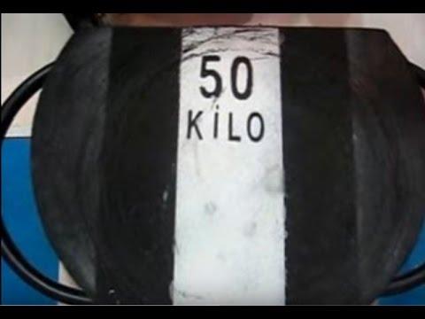 A03-50 kg kaldırma