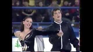 getlinkyoutube.com-Anna Semenovich & Vladimir Fedorov - 1999 Russian Nationals FD