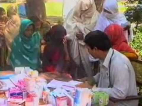 FRIENDS WELFARE - FREE MEDICAL CAMP FOR FLOOD VICTIMS AKBAR PURA DISTRICT NOWSHERA ON 28/08/2010
