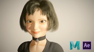 Motion Capture   Face Tracking Study   Part 02