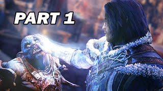 getlinkyoutube.com-Middle Earth Shadow of Mordor Walkthrough Part 1 - The Black Hand of Sauron (PC 1080p Gameplay)