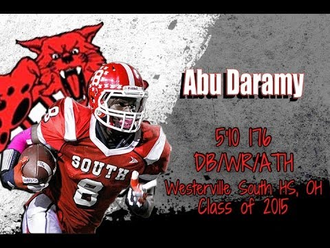 Abu Daramy Junior Season Highlights