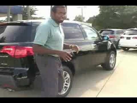 Proctor Acura on 2009 Acura Mdx Review Test Drive Tallahassee Proctor Acura