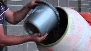 getlinkyoutube.com-Cement mortar mix. Basic trade skills