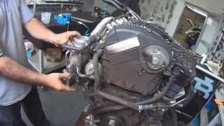 getlinkyoutube.com-Motor Audi Q5 TFSI  2.0 - Desmontagem do Motor TFSI para Sincronismo