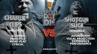 getlinkyoutube.com-CHARLIE CLIPS VS SHOTGUN SUGE SMACK/ URL RAP BATTLE