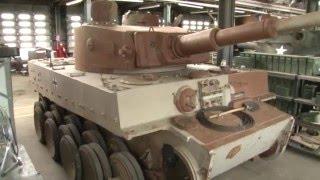 Tank Talk: The German Tiger I