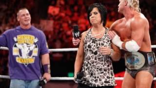 Raw: John Cena confronts Dolph Ziggler & Vickie Guerrero width=
