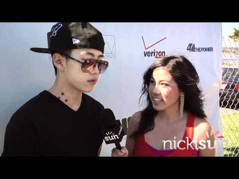 Nicki Sun interviews Jay Park at ISA LA 2011