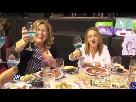 El 7 de marzo se celebra la cena por el día de la mujer