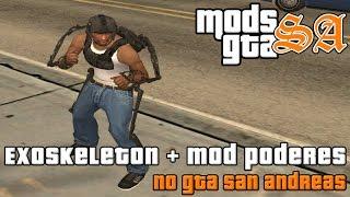 getlinkyoutube.com-GTA SA - Mod Exoskeleton com Poderes