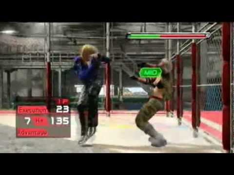 Virtua Fighter 5 Final Showdown - Jacky Combo Video