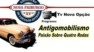 XV Encontro Autos Antigos Friburgo-RJ