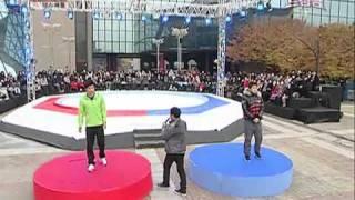 getlinkyoutube.com-2PM VS  Dream Team  Dance Battle.flv
