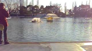 getlinkyoutube.com-【超人工管理釣り場】しらこばと水上公園でフライフィッシング