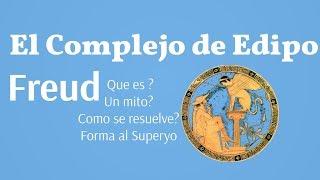 Freud, el Edipo