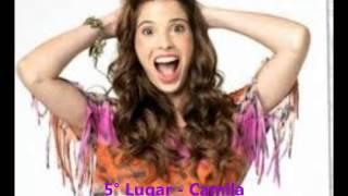 getlinkyoutube.com-As 9 Mais Bonitas de Violetta !