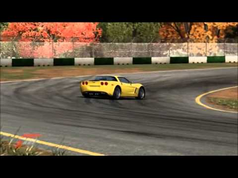 Forza Motorsport 4 - Chevrolet Corvette Z06 - One lap