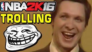 getlinkyoutube.com-NBA2K16 Trolling kids on Gauntlet - U MAD?
