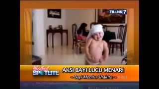 getlinkyoutube.com-Spotlite Trans 7 - Aksi Bayi Lucu Menari