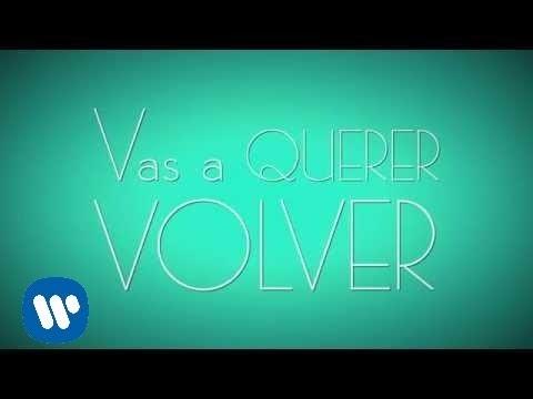 Maite Perroni - Vas a Querer Volver (Video Con Letra Oficial