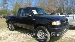 2002 MAZDA B3000 REVIEW * Extended Cab Pickup * For Sale @ Ravenel Ford * Charleston