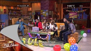 getlinkyoutube.com-Ini Talk Show - 15 November 2014 Part 3/4 - Spesial Ulang Tahun Sule