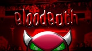 getlinkyoutube.com-Geometry Dash - Bloodbath [DEMON] - By: Me and many others! (Verified On Stream)