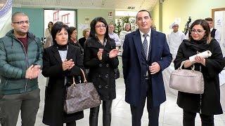Gioiosa Marea - Intitolazione androne scuola a Salvatore Cappadona - www.canalesicilia.it
