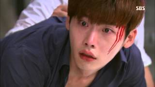 I hear your voice(Lee bo young,Lee jong suk) Ep.17 #4(10)