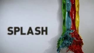 Splash - Fluid Sims in RealFlow - Cinema 4D / RealFlow / After Effects