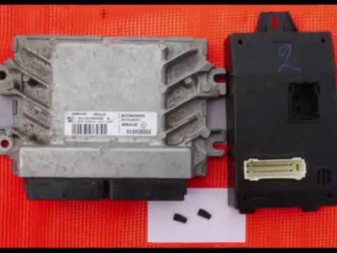 Комплект ЭБУ EMS-3132 + иммобилайзер