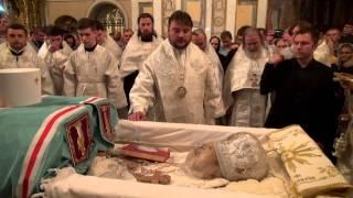 getlinkyoutube.com-Слово митрополита Олександра перед тілом спочилого Блаженнішого Митрополита Володимира