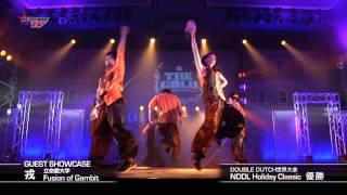 getlinkyoutube.com-THE GOLD 2012 『戎』世界一位のダブルダッチ パフォーマンス(B-TRIBE TV)
