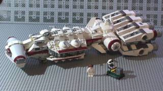 LEGO Star Wars Tantive IV Review 10198