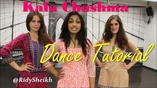 getlinkyoutube.com-Kala Chashma | Baar Baar Dekho | DANCE TUTORIAL MIRRORED by Ridy Sheikh