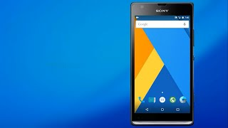 getlinkyoutube.com-Sony Xperia SP CM12.1 Lollipop 5.1.1 Official