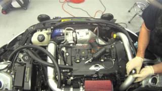 getlinkyoutube.com-R56 MINI CooperS Intake and Charge pipe build.