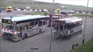 getlinkyoutube.com-Bus/Coach Bangers buxton Raceway 21st April (FINAL)