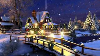 getlinkyoutube.com-White Christmas 3D Live Wallpaper and Screensaver