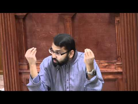 2012-01-18 - Seerah - Yasir Qadhi - A Mercy to Mankind - Life of Prophet Muhammad Series - Part 15
