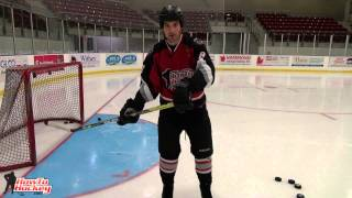 3 Tips to Roof the Puck on your Backhand