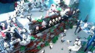 getlinkyoutube.com-My lego star wars clone base