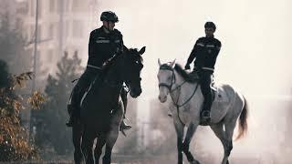 Nevşehir JAKEM atlı eğitimi kısa film ile anlatıldı