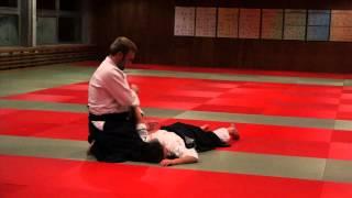 getlinkyoutube.com-Aikido Dan Examination - Shodan, Nidan